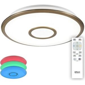 Потолочный светодиодной светильник Citilux CL70343RGB