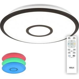 Потолочный светодиодной светильник Citilux CL70345RGB