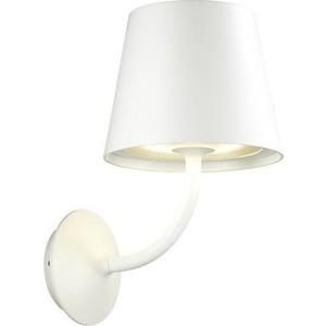 Уличный настенный светодиодный светильник Odeon 4609/7WL
