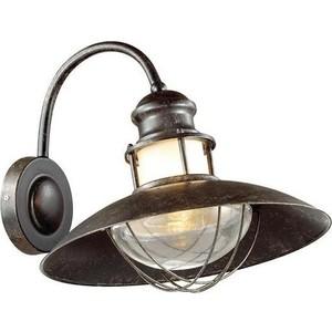 Уличный настенный светильник Odeon 4164/1W