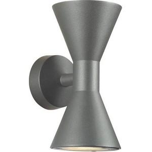 Уличный настенный светильник Odeon 4610/10WL