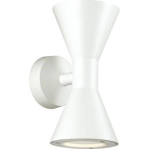 Уличный настенный светильник Odeon 4611/10WL