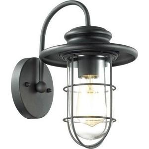 Уличный настенный светильник Odeon 4171/1W уличный настенный светильник odeon light bukle 2311 1w