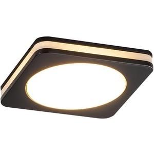 Встраиваемый светодиодный светильник Maytoni DL2001-L12B
