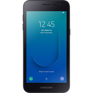 Смартфон Samsung Galaxy J2 core SM-J260F Black смартфон samsung galaxy a5 2016 4g 16gb black