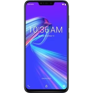 Смартфон Asus ZenFone Max (M2) ZB633KL 4/64GB Black смартфон asus zenfone 5 ze620kl 4 64gb midnight blue