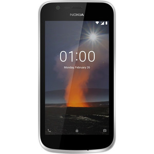 Смартфон Nokia 1 DS TA-1047 Dark Blue cullmann rio fit 100 dark blue c98840