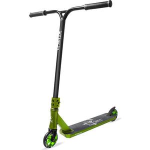 цены на Самокат трюковой Fox Pro FOX V-tech01 2018 Темно-зеленый (FXV100003)  в интернет-магазинах