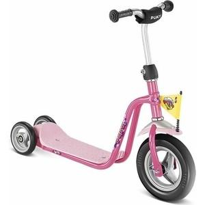 Самокат 3х-колесный Puky R01 5162 Розовый (R01 5162) цена