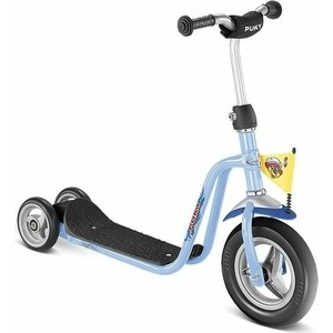 цена на Самокат 3х-колесный Puky R01 5166 Голубой (R01 5166)