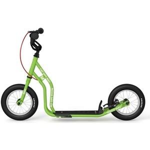 Самокат 2х-колесный Yedoo Mau New Зеленый (111112) самокат madd gear whip kaos зеленый
