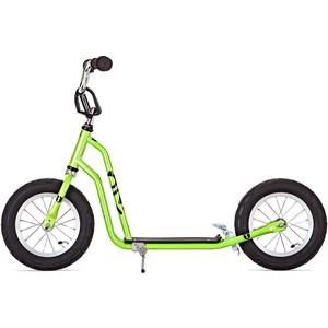 Самокат 2х-колесный Yedoo One Зеленый (110103)