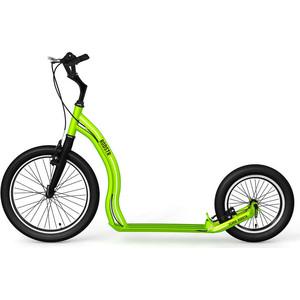 Самокат 2х-колесный Yedoo Rodstr Зеленый/черный (111515)