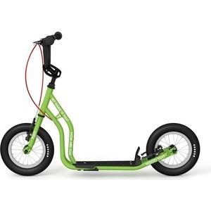 Самокат 2х-колесный Yedoo Tidit New Зеленый (111015)