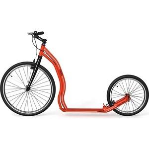 цены на Самокат 2х-колесный Yedoo Trexx Красный/черный (111524)  в интернет-магазинах
