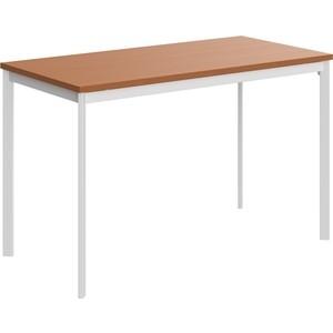 Стол письменный Skyland СП - 2.1S груша ароза/белый полумат 120х60х75,5