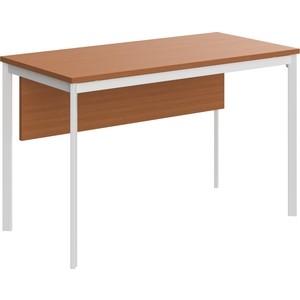 Стол письменный Skyland СП - 2.1SD груша ароза/белый полумат 120х60х75,5