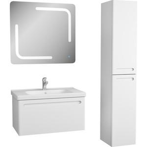 Мебель для ванной OWL 1975 Otalia 79,4x46,5 см, белый лак