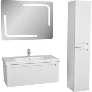 Мебель для ванной OWL 1975 Otalia 100x46,5 см, белый лак