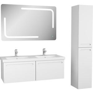 Мебель для ванной OWL 1975 Otalia 125x47 см, белый лак
