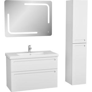 Мебель для ванной OWL 1975 Otalia 100x46,5x70,5 см, белый лак