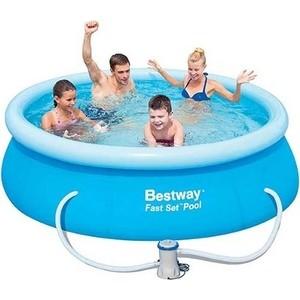 Надувной бассейн Bestway 57268 (244х66 см)