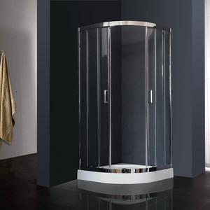 Душевой уголок Royal Bath HK 90х90х198 прозрачное (RB90HK-T-CH)