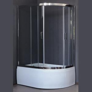 Душевой уголок Royal Bath RB-L3001 120х80х155 стекло прозрачное (RB-L-3001-3)