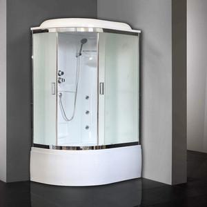 Душевая кабина Royal Bath BK2 120х80х217 стекло шиншилла, правая (RB8120BK2-M-CH-R)