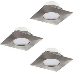 цена Встраиваемый светодиодный светильник Eglo 95803 онлайн в 2017 году