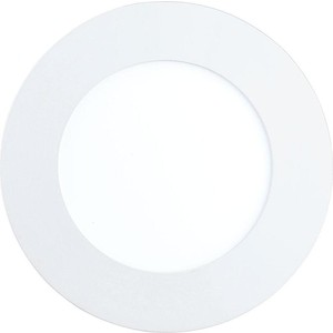 Встраиваемый светодиодный светильник Eglo 32737 встраиваемый светодиодный светильник eglo pineda 95874