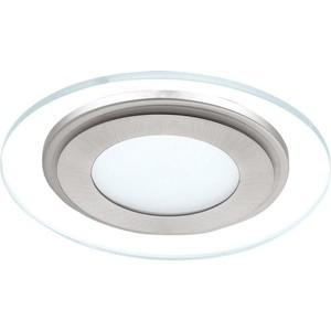 Встраиваемый светодиодный светильник Eglo 95932 встраиваемый светодиодный светильник eglo pineda 95814