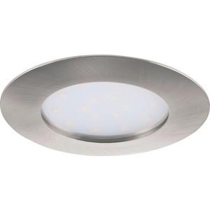 Встраиваемый светодиодный светильник Eglo 95889 встраиваемый светодиодный светильник eglo 97027