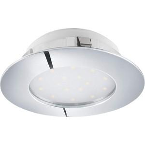 Встраиваемый светодиодный светильник Eglo 95868