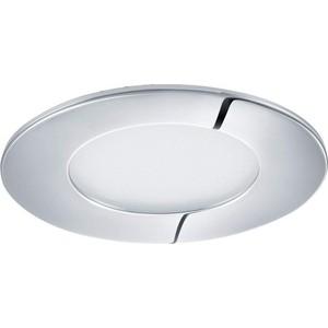 Встраиваемый светодиодный светильник Eglo 96054 встраиваемый светодиодный светильник eglo pineda 95874