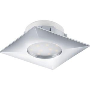 Встраиваемый светодиодный светильник Eglo 95798 встраиваемый светодиодный светильник eglo pineda 95874