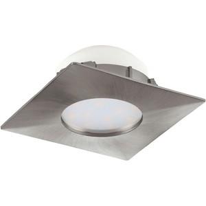 Встраиваемый светодиодный светильник Eglo 95799 встраиваемый светодиодный светильник eglo pineda 95874