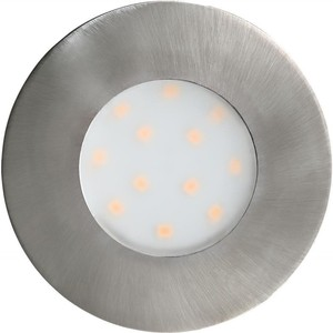 Встраиваемый светодиодный светильник Eglo 96415 встраиваемый светодиодный светильник eglo pineda 95874