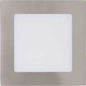 Встраиваемый светодиодный светильник Eglo 95276