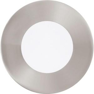 Встраиваемый светодиодный светильник Eglo 95465 встраиваемый светодиодный светильник eglo peneto 1 95899