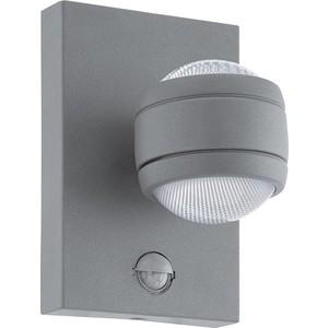 Уличный настенный светодиодный светильник Eglo 96019 уличный настенный светильник brilliant artu 96128 86