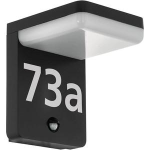 Уличный настенный светодиодный светильник Eglo 98092 eglo уличный настенный светильник eglo outdoor classic 4174