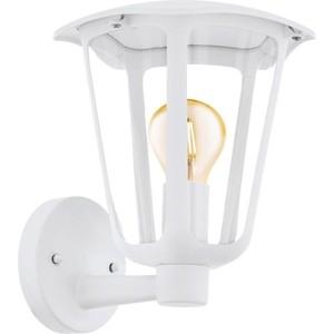Уличный настенный светильник Eglo 98115
