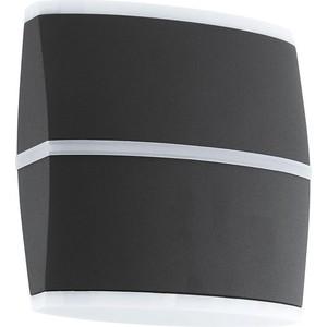 Уличный настенный светодиодный светильник Eglo 96007 уличный настенный светодиодный светильник eglo 96354