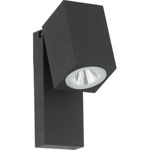 Уличный настенный светодиодный светильник Eglo 96286 светильник на штанге sakeda 96286