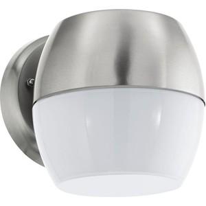 Уличный настенный светодиодный светильник Eglo 95982 уличный настенный светодиодный светильник eglo robledo 96014