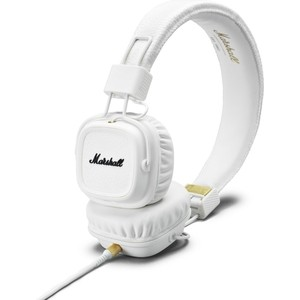 Наушники Marshall Major III white цена