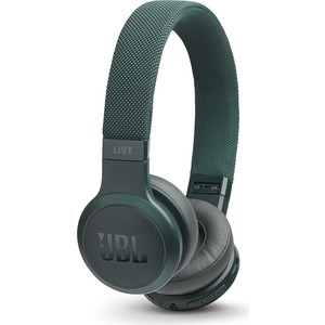 Наушники JBL Live 400BT green headphones jbl live 400bt