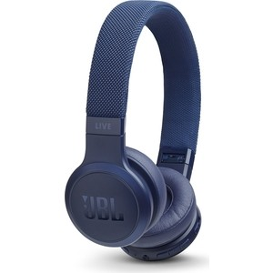 Наушники JBL Live 400BT blue headphones jbl live 400bt