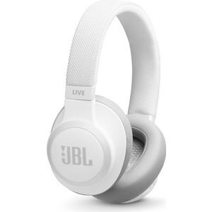 Наушники JBL Live 650BT white